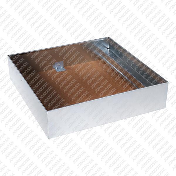 Teto Reversivel C/ Platex - ch. 0.5 x 445 x 445 x 105 mm