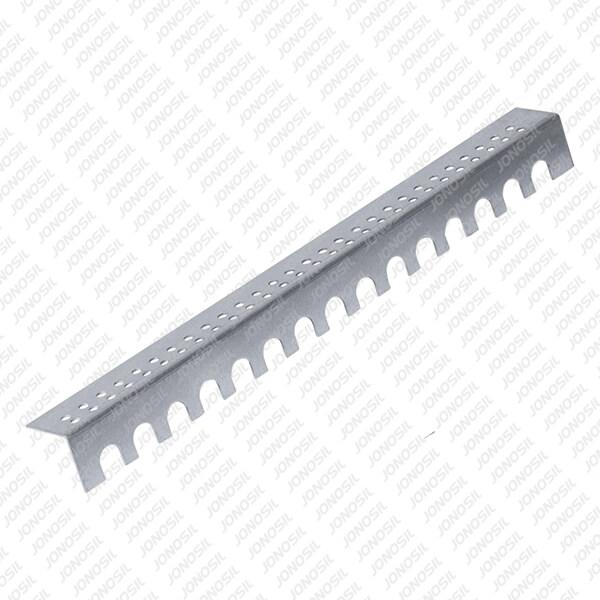 Régua de Entrada Quinada a meio P/ Núcleo - 240 mm