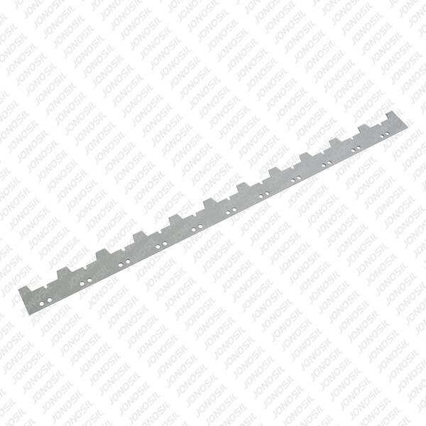 Régua Separadora Lisa 11 quadros - 450 mm