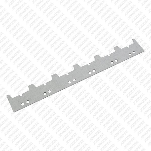 Régua Separadora Lisa 6 quadros - 225 mm