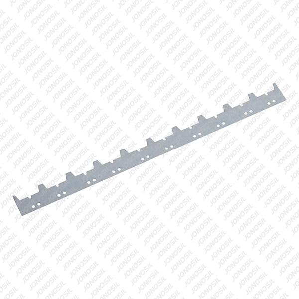 Régua Separadora Lisa 10 quadros - 375 mm