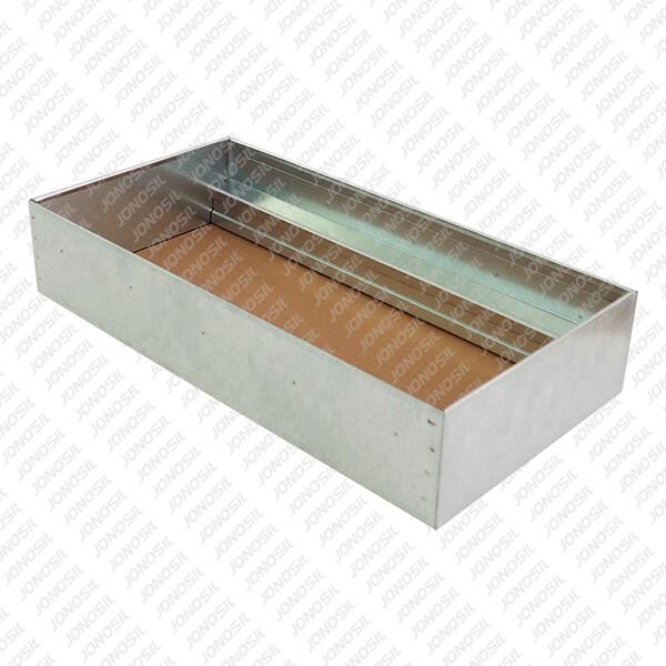 Teto Núcleo Langstroth C/ Platex - ch. 0.5 x 530 x 265 x 105 mm
