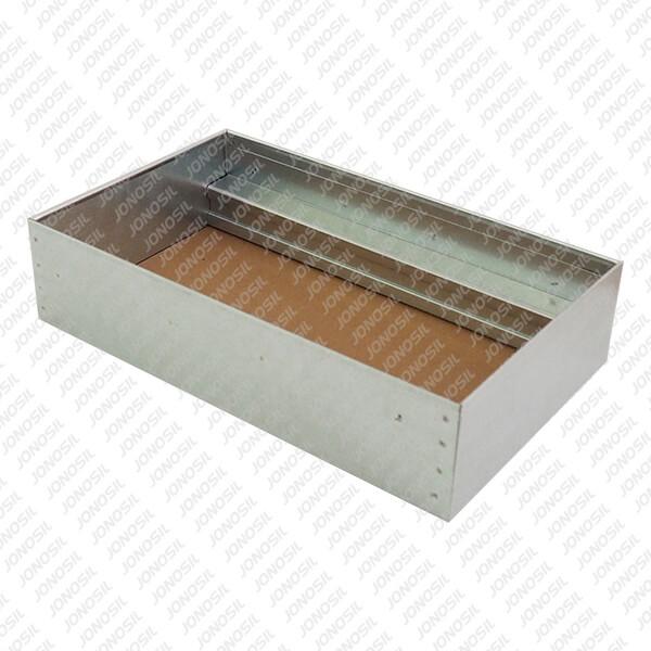 Teto Núcleo Reversivel C/ Platex - ch. 0.5 x 445 x 265 x 105 mm